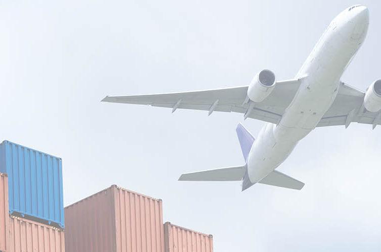 Transporte de Carga Aérea Internacional